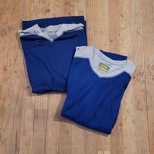 2 Cabelas Size 2XL Short Sleeve Tshirt